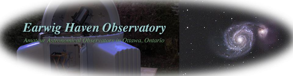 Earwig Haven Observatory